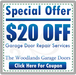 discount garage door repair the woodlands