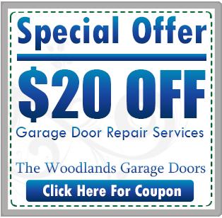 The Woodlands Garage Doors Garage Door Repair
